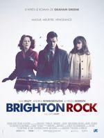 Affiche Brighton Rock