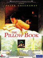 Affiche The Pillow Book