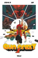 Couverture Gun Crazy