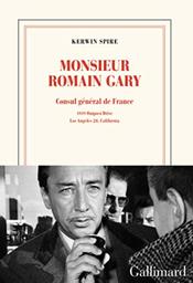 Couverture Monsieur Romain Gary