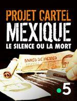 Affiche Projet Cartel : Mexique, le silence ou la mort
