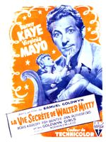 Affiche La Vie secrète de Walter Mitty
