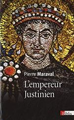 Couverture L'empereur Justinien