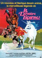 Affiche La Dernière Licorne