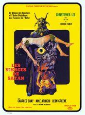 Affiche Les Vierges de Satan