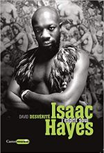 Couverture Isaac Hayes - L'esprit soul