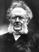 Photo Henrik Ibsen