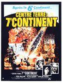 Affiche Centre Terre : 7e continent