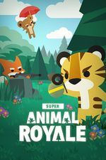 Jaquette Super Animal Royale