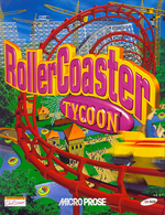 Jaquette RollerCoaster Tycoon