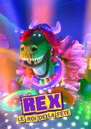 Affiche Rex le roi de la fête !