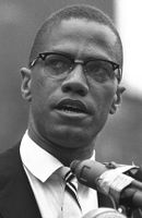 Photo Malcolm X
