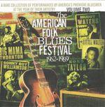 Pochette The American Folk Blues Festival 1962-1969, Volume Two