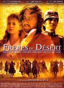Affiche Frères du désert