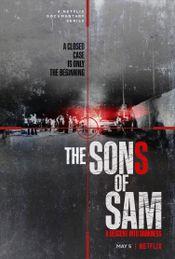 Affiche Les Fils de Sam : l'horreur sans fin