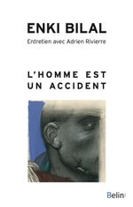 Couverture L'Homme est un accident