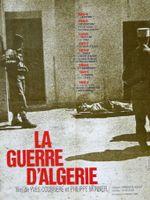 Affiche La Guerre d'Algérie