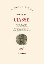 Couverture Ulysse