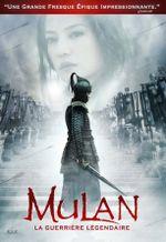 Affiche Mulan, la guerrière légendaire