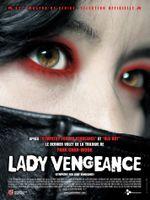 Affiche Lady Vengeance