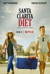Affiche Santa Clarita Diet