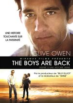 Affiche The Boys Are Back