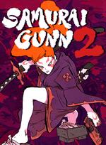 Jaquette Samurai Gunn 2