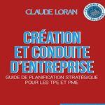 Couverture Création et conduite d'entreprise