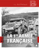 Couverture La 1re Armée Française