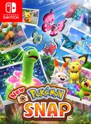 Jaquette New Pokémon Snap