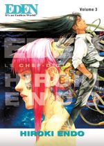 Couverture Eden : It's an Endless World ! (Perfect Edition), tome 3