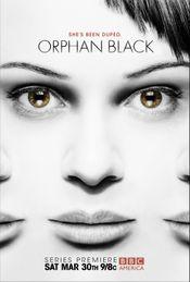 Affiche Orphan Black