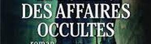 Couverture Le Bureau des affaires occultes