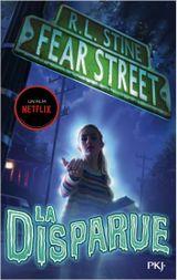 Couverture Fear Street : La disparue