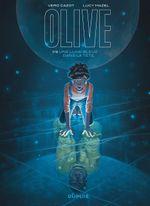 Couverture Une Lune bleue dans la tête - Olive, tome 1