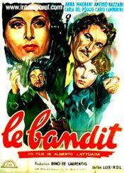 Affiche Le Bandit