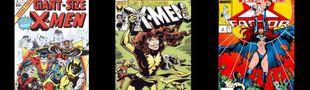 Cover X-Men : la totale !