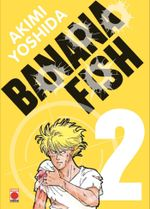 Couverture Banana Fish (Perfect Edition), tome 2