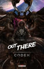 Couverture Out There : Codex