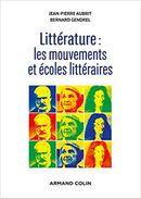 Couverture Littérature : les mouvements et écoles littéraires