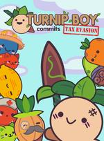 Jaquette Turnip Boy Commits Tax Evasion