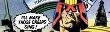 Cover Judge Dredd : Mega-City Chronology