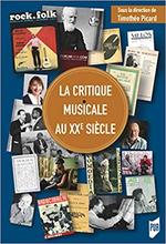 Couverture La Critique musicale au XXe siècle
