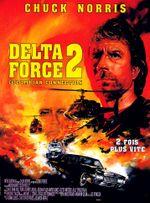 Affiche Delta Force 2 : Colombian Connection