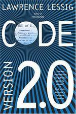 Couverture Code et autres lois du cyberespace