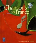 Couverture Chansons de France volume 1