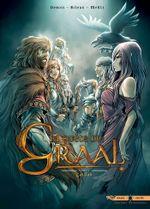 Couverture Galaad - La Quête du Graal, tome 5