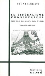 Couverture Le Libéralisme conservateur