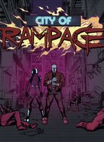 Jaquette City of Rampage