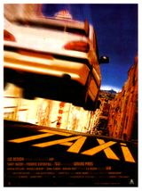 Affiche Taxi
